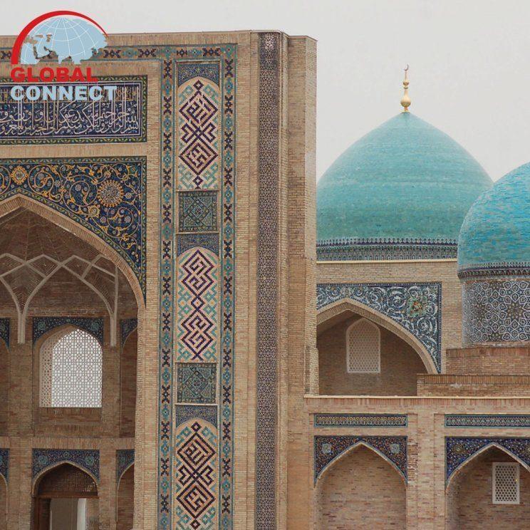 Barakhan Madrasah, Tashkent 1