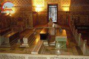 Gur Emir Mausoleum, inside
