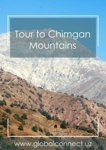 Chimgan day tour