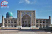 Tilla Kori Madrasah, Samarkand