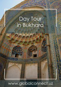day tour in Bukhara
