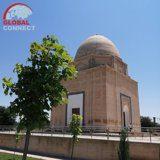 Rukhabad Mausoleum in Samarkand