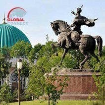 Amir Timur Square, Tashkent 2
