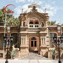 Romanov Palace, Tashkent 1