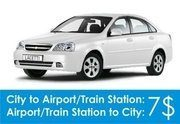 Transfer Service in Samarkand