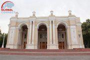 Alisher Navoi Theater in Tashkent