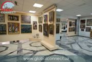 Savitsky Museum Interior