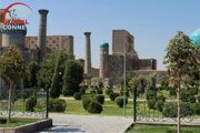 Registan Square in Samarkand