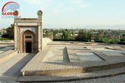 Ulugbek Observatory in Samarkand