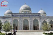 Juma Mosque, Tashkent2