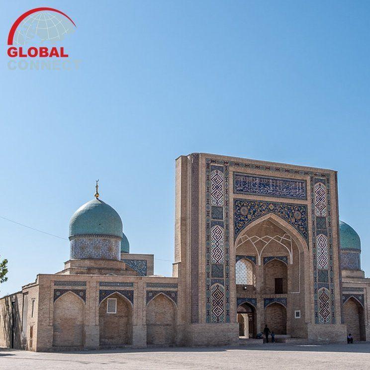 Barakhan Madrasah, Tashkent