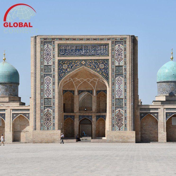 Barakhan Madrasah, Tashkent 2