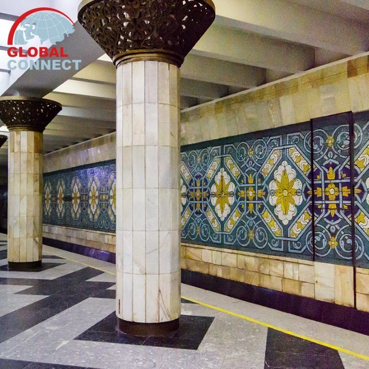 Tashkent Metro 1
