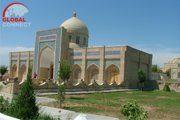 Bakhouddin Naqshbandi Mausoleum