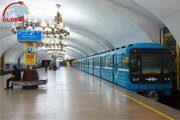 Metro in Tashkent