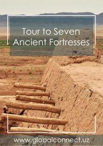 Seven Old Castles tour