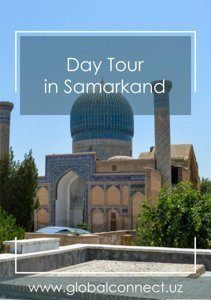 day tour in Samarkand