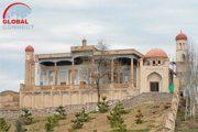Khazrati Khizr Mosque, Samarkand