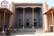 Kunya-Ark Citadel in Khiva