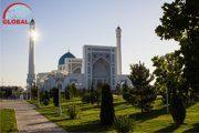 Minor Mosque, Tashkent3