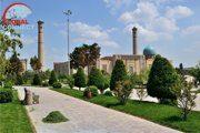 Muftiate building in Tashkent