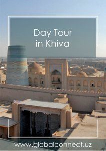 day tour in Khiva