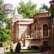 Romanov Palace, Tashkent