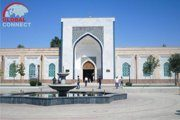 Imam Al-Bukhari in Samarkand
