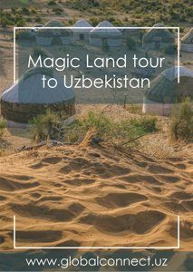 Magic Land tour to Uzbekistan