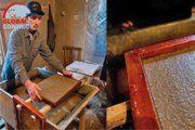 Paper mill in Samarkand