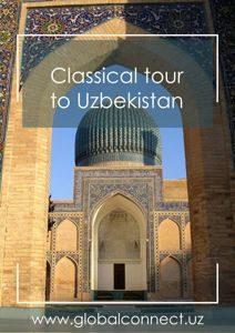 Classical Tour to Uzbekistan