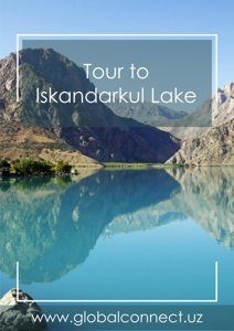 Tour to Iskandarkul Lake, Tajikistan