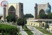 Bibi Khanym Mosque, Samarkand