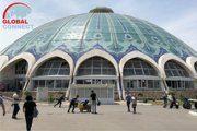 Chorsu Bazaar, Tashkent2