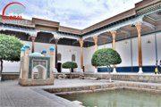 Bakhouddin Naqshbandi Mausoleum in Bukhara