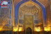 Tilla Kori Madrasah in Samarkand