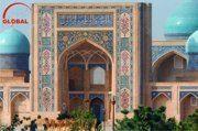 Kaffal-Shashi Mausoleum, Tashkent3
