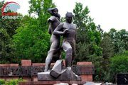 Monument of Courage Tashkent