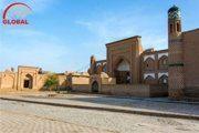 Arab Muhammad-khan Madrasah, Khiva