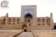 Allakuli Khan Madrasah in Khiva