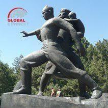 Monument of Courage in Tashkent 2