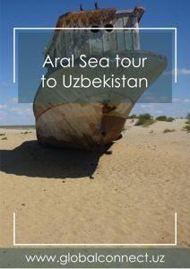 Aral sea 2 days tour