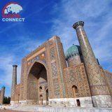Sherdor Madrasah in Samarkand
