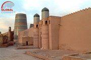 Kunya-Ark Citadel