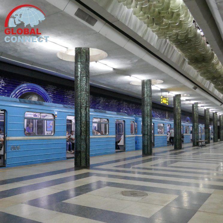Tashkent Metro 2