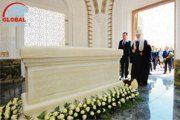 Mausoleum of the first President of Uzbekistan Islam Karimov