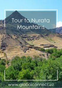 Tour to Nurata Mountains