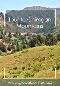 Tour to Cimgan Mountains