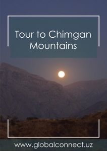Tour to Cimgan Mountains 2