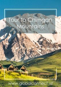 Tour to Chimgan Mountains